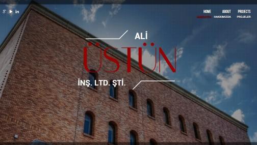 www.aliustuninsaat.net